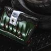 กระเป๋าคาดเอว MOTOZAAA สีเขียวใบตอง