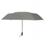 Ultra Size UV Cut Auto Umbrella ร่มออโต้ กันuv เคลือบเงินขนาดใหญ่ - เทาเข้ม