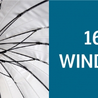 16 Rib Windproof 16 ก้านต้านลม