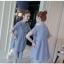 เสื้อคลุมท้อง+เลกกิ้ง thumbnail 7