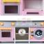 ชุดครัวไม้ (เตาอบ ไมโครเวฟ เครื่องซักผ้า) thumbnail 6