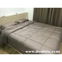 ชุดเครื่องนอนสีพื้น ผ้าปูที่นอนสีพื้น