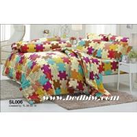 ชุดเครื่องนอน ผ้าปูที่นอนทิวลิป TULIP-ทิวลิป