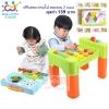 โต๊ะกิจกรรมการเรียนรู้ 6 in 1 Huile Toys