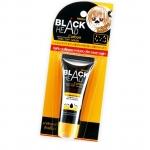 มาสก์ลอกสิวเสี้ยน Mistine Blackhead Carbon Peel off Mask 10g