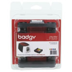 ตลับหมึกเครื่องพิมพ์บัตร Evolis สำหรับ พิมพ์ Badgy100 และ Badgy 200