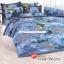 ชุดเครื่องนอน ผ้าปูที่นอน ปลาใต้ละเล TT559