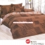 ชุดเครื่องนอน ผ้าปูที่นอน โทนสีน้ำตาล TT570