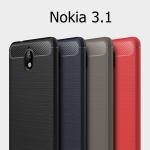 เคส Nokia 3.1 แบบ TPU กันกระแทก