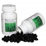ผักเม็ด นิว ไลฟ์ Wheatgrass Alfalfa ของแท้ 1 ขวด ส่งฟรี ems