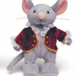 Music for Little Mozarts : Plush Toy - Mozart Mouse