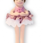 Music for Little Mozarts : Plush Toy - Nina Ballerina