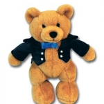 Music for Little Mozarts : Plush Toy - Beethoven Bear