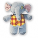 Music for Little Mozarts : Plush Toy - Elgar E. Elephant
