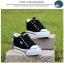 รองเท้าผ้าใบ SS-112 สีดำ