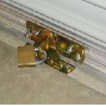 แม่กุญแจ pad lock BLISS