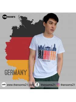 เสื้อยืด เยอรมัน
