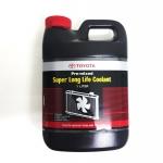 Toyota น้ำยาหล่อเย็นหม้อน้ำ สำหรับรถโตโยต้าทุกรุ่น ขนาด 1 ลิตร (ของแท้ 100%ไม่ต้องผสมน้ำ)