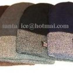 หมวกไหมพรม 2 ชั้น บุวูลด้านในให้ความอุ่นดีเยี่ยม