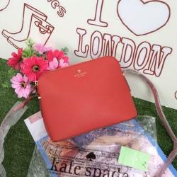 KATE SPADE CEDAR STREET MANDY กระเป๋าสะพาย-สีแดง
