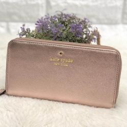 Kate spade new york long wallet bag