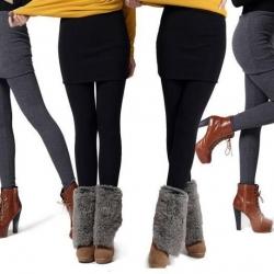 Skirts Legging เลกกิ้งกระโปรงกันหนาว มี 3 สี