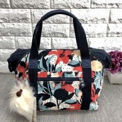 Kipling Handbag/Shoulderbag//k13848 *ลายดอก