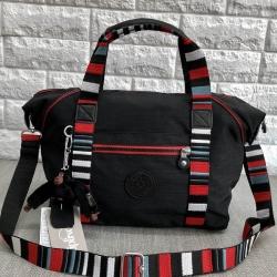 Kipling Handbag/Shoulderbag//k13848 *สีดำ