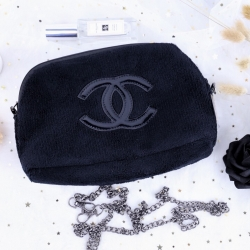 Chanel beauty VIP gift bag CC Patent Pouch
