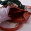 CHARLES & KEITH SCARF WRAPPED HANDLE BAG *ส้ม thumbnail 5
