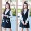 เอี้ยม+เสื้อชีฟอง-สีดำ thumbnail 1