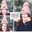 หมวกไหมพรม&ผ้าพันคอ 3in1 บุเฟอร์ด้านใน #3 thumbnail 3