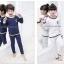 ชุดลองจอนเด็ก รุ่นเนื้อผ้าดับเบิ้ลวูลพรีเมี่ยม thumbnail 2