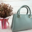 CHARLES & KEITH STRUCTURED TOP HAND BAG *ฟ้า thumbnail 2