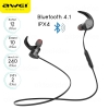 Awei AK3 Magnetic Control Bluetooth Earphone