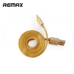 สายชาร์จ REMAX GOLD RM-217 Lightning