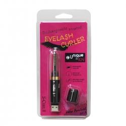 S-Curl II แปรงปัดขนตาไฟฟ้าแบบชาร์จ USB #01 สี CLASSIC BLACK