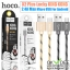 Hoco X2 Plus Lucky KING KONG Knittes Micro USB Charging Cable