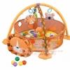 เพลยิม เพลยิมพร้อมบ่อบอล สิงโต (Activity Gym&Ball Pit) พร้อมลูกบอล 30 ลูก