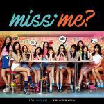 [Pre] I.O.I : 2nd Mini Album - miss me? +Poster