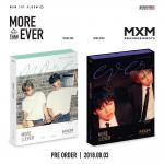 [Pre] MXM : 1st Album - MORE THAN EVER (MORE+EVER Ver. SET) +Poster