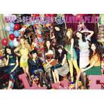 [Pre] SNSD : Jap. LOVE & PEACE (CD+DVD ver.)