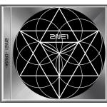 [Pre] 2NE1 : New Album - CRUSH (Black Edition) ( + Booklet + Member Random Photocard 1p)