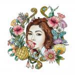 [Pre] HyunA : 5th Mini Album - A'wesome +Poster