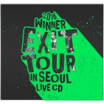 [Pre] WINNER : 2016 WINNER EXIT TOUR IN SEOUL LIVE CD +Poster
