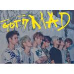 [Pre] GOT7 : 4th Mini Album - MAD (Horizontal Ver.) +Poster