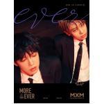 [Pre] MXM : 1st Album - MORE THAN EVER (EVER Ver.) +Poster