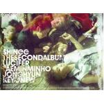 [Pre] SHINee : 2nd Album - Lucifer (Type.A) + Photocard