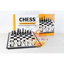 ( เกมส์ฝึกสมอง )เกมส์หมากรุกฝรั่ง Chess แบบแม่เหล็ก