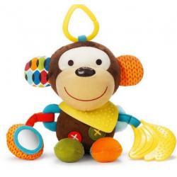 ตุ๊กตาโมบายผ้า เสริมพัฒนาการ เจ้าลิงน้อย SKP Baby รุ่น BANDANA BUDDIES activity toy